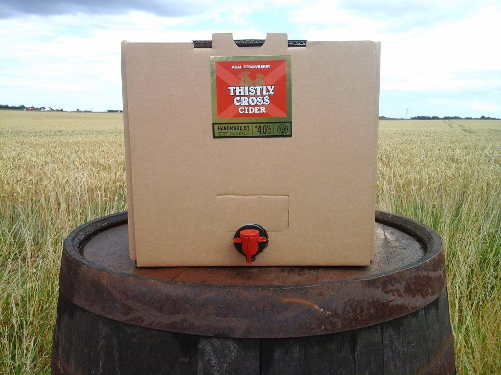 Strawberry - 20L Ciderbox