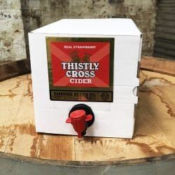 Strawberry - 2x5L Ciderbox