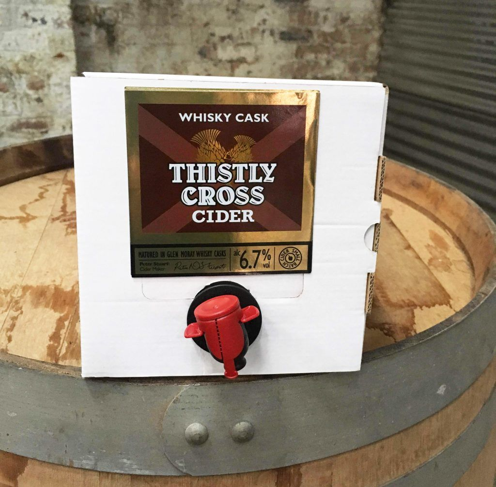 Whisky Cask - 2x5L Ciderbox